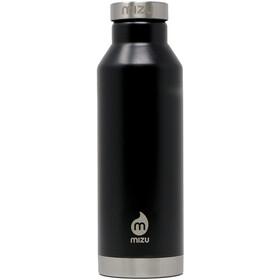 MIZU V6 Isoleret flaske 560 ml, sort